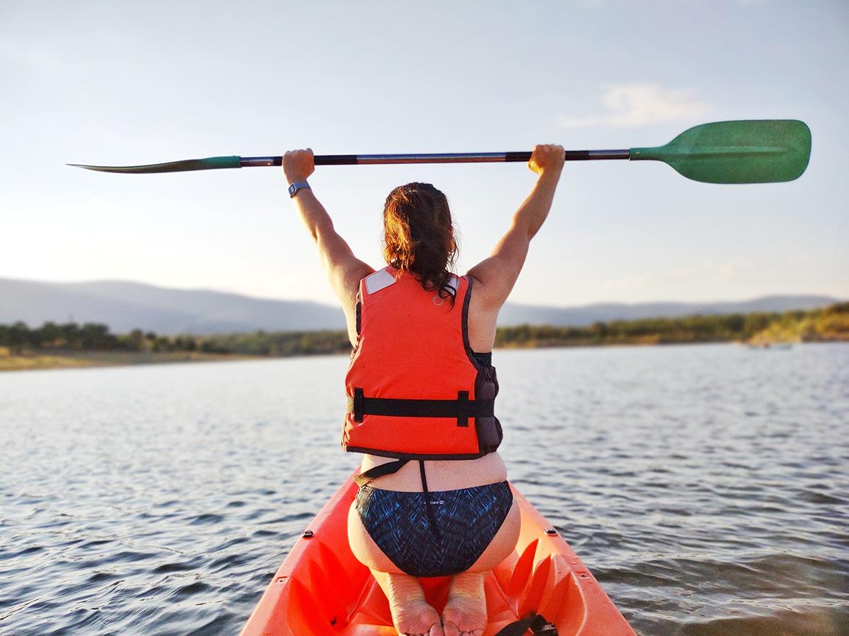 Kayaks y Piraguas en Buitrago de Lozoya
